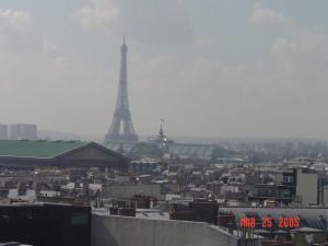 Carga mudanzas Portes a Francia