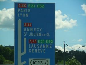 Carga frontera Suiza